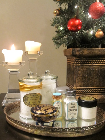Holiday DIY Beauty Gifts