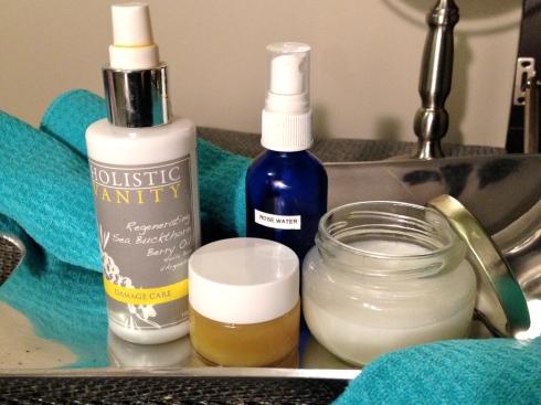 Skincare, oil cleansing method